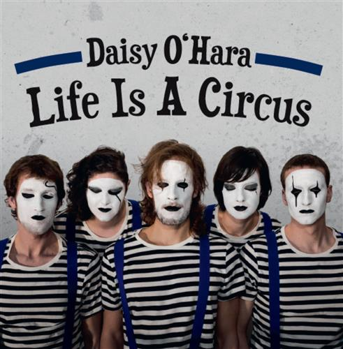 Life is a circus CD Cover